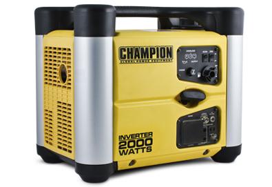 Generador de Poder Champion