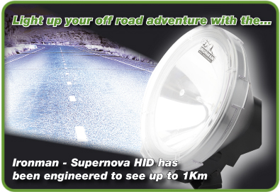 Luces Supernova HID
