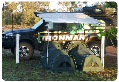 Tiendas Campaña Ironman