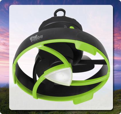 Ventilador LED Camping